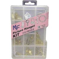 Midwest 14992 Assorted Picture Hanging Kit
