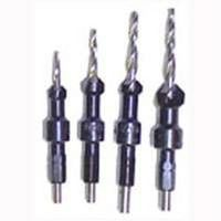 Wolfcraft 2590405 Screwsetter Bit Set