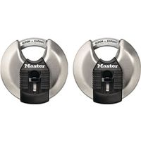 Master Lock M40XT Disc Shrouded Padlock