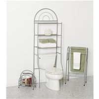 Zenith Bath-In-A-Box 3-Piece Combination Bathroom Shelving Kit
