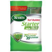 FOOD STARTER GRASS 5000 SQ FT