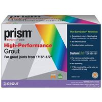 GROUT PRISM 17LB NO60 CHRCL