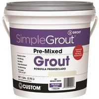 GROUT PREMIXED BRIGHT WHT 1GAL