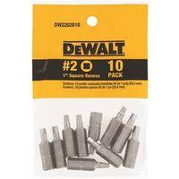 Dewalt DW2202B10 Insert Bit