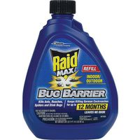 BUG BARRIER MAX REFILL 30 OZ