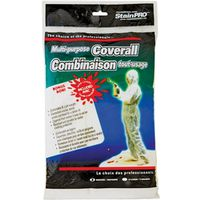 COVERALL PAINTERS MED WHT