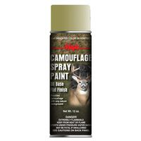 Majic 8-20852 Oil Based Camouflage Spray Paint