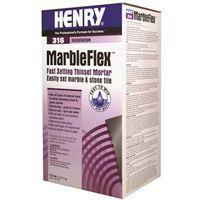 Henry 316 Marbleflex Fast Setting Thin-Set Adhesive