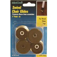 Mintcraft FE-51145 Swivel Furniture Slide Glide