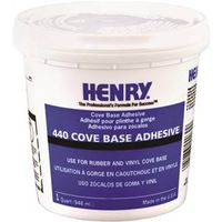 WW Henry 440-034 Cove Base Adhesive