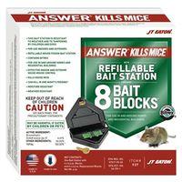 Gun Bait Block 937 Mouse Killer