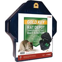 BAIT STATION RAT/MOUSE TAMPER