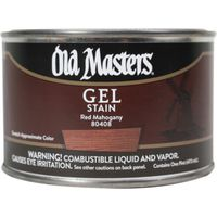 Old Masters 80408 Oil Based Gel Stain