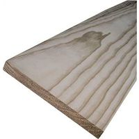 American Wood PCLR1X2-6 4-Sided Sanded Common Board
