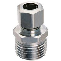 Plumb Pak PP20074LF Straight Pipe to Tube Adapter