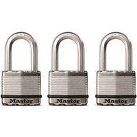 Master Lock M5BLCTRILFHC Magnum Padlock