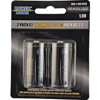 Powerzone LR14-2P-DB Alkaline Battery