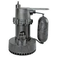 Little Giant 5.5 ASP Submersible Sump Pump
