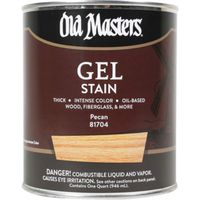 Old Masters 81704 Oil Based Gel Stain