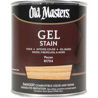 Old Masters 81704 Oil Based Gel Stain