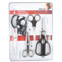 SCISSORS SET 4 PIECE