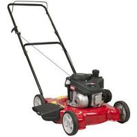 "PUSH MOWER GAS 20"" BLD 140CC"