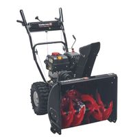 SNOWTHROWER 208CC 24IN
