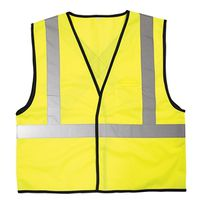 VEST SAFETY CLASS II LIME GRN
