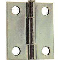 Mintcraft LR-054-BC3L Square Corner Narrow Utility Hinge
