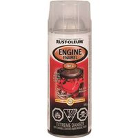PAINT SPRAY ENGINE CLEAR 340G
