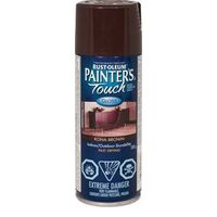 PAINT SPRAY MP KONA BROWN 340G