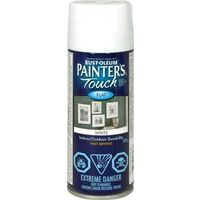 PAINT SPRAY MP FLAT WHITE 340G
