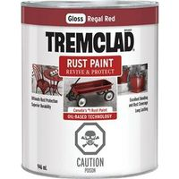 PAINT RUST OBS REGAL RED 946ML