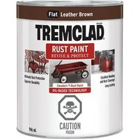 PAINT RUST OBS LTHR BRN 946ML