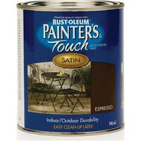 PAINT ACRY SAT ESPRESSO 946ML