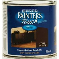 PAINT ACRY GLO KONA BRN 236ML