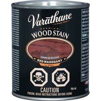 STAIN WOOD OIL RED MHGNY 946ML