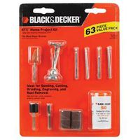 Black & Decker RT1022 Rotary Tool Accessory Kit