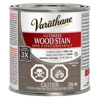 STAIN WEATHERED GREY 236ML