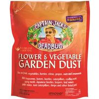 Bonide Captain Jack's 258 Flower and Vegetable Garden Dust