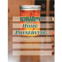 Bernardin 01851 Home Preserve Cookbook
