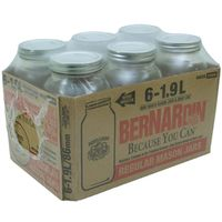 Bernardin 11900 Regular Wide Mouth Mason Jar