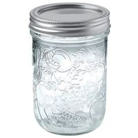 Bernardin 20500 Decorative Wide Mouth Mason Jar