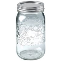 Bernardin 21000 Decorative Wide Mouth Mason Jar