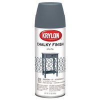 SPRAY PAINT CHALKY SLATE 12OZ