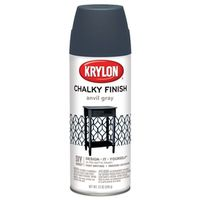 SPRAY PNT CHLK ANVIL GRAY 12OZ