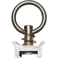 Ancra XH8005-12PB Single Stud O-Track Anchor