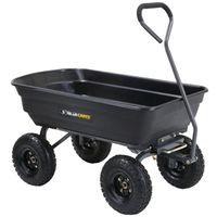 Gorilla Carts GOR200B Garden Dump Cart