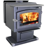 Performer TR009 Wood Stove with Blower