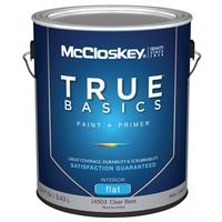 McCloskey True Basics 14503 Latex Paint